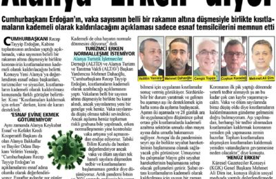 (Turkish) OCAK 2021 BASIN GÖRSELLERİ