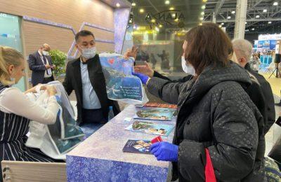 Moskova'da Alanya tanıtımı